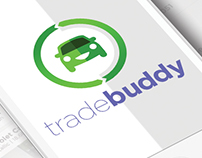 Tradebuddy App | Brochure Design