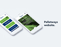 Palletways Web Design