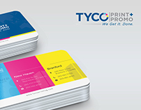 TYCO - Business Card