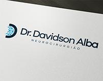 Identidade Visual - Dr. Davidson Albra Neurocirurgião