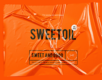 """Packing Design """"Sweetoil"""""""