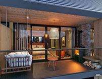 Hotelkamer - Van der Valk