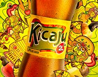 Refrigerante Kicaju