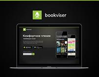 Mobile reader Promo site
