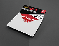 Radio Driving Success Save the Date