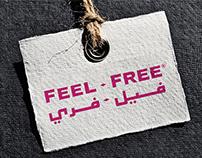 FEEL - FREE Retail Branding