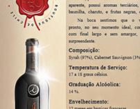 TERRAMATTER_ Folder I Latina Gran Reserva Syrah 2007