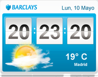 Widget Barclays