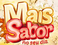 Mais Sabor / More Flavour