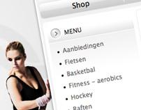 ThiemeMeulenhoff - Olympia Sportswear webshop