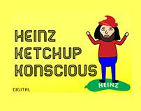 Heinz Ketchup Konscious Project