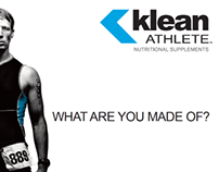 Klean Athlete, Consumer Brochure