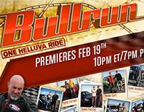 Bullrun 2008. Promo E-Mail