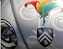 Rice Centennial Car