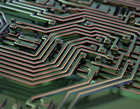 INTEGRATED CIRCUITS RENDERINGS
