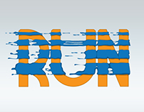 Typography: Run
