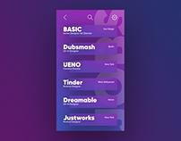 Daily UI No. 50 | Job Listing