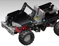 CATIA Lego Cars
