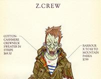 Z. CREW