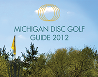 Michigan Disc Golf Guide 2012