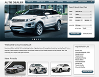 Car Dealer Site