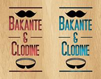 Bakante&Clodine // Logos