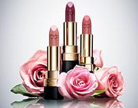 Dolce&Gabbana Rosa Matte Lipstick Campaign
