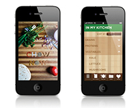 Chow Now Mobile App