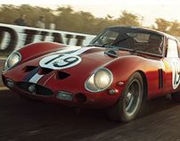 Ferrari 250 GTO - Not Sterling Without Stirling