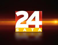 24 Sata Rebranding
