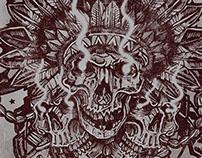 Native Skull