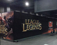 printings and Scenes from the event  League of Legends