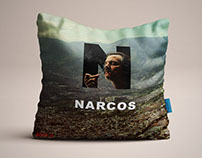 Narcos - Lettering composition