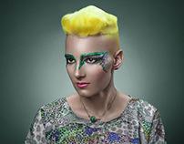 Beauty - Glittermasque