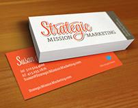 Strategic Mission Marketing Identity