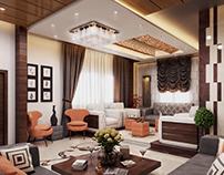 Living Room  .F