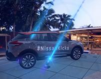Foto Montaje - Nissan Kicks - EL BUNKER