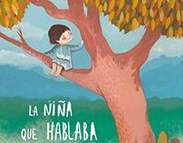 La niña que hablaba con los árboles