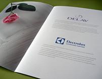 Catálogo de produtos Delav