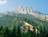 Jiuzhaiguo National park. Aba county, Sichuan, China.