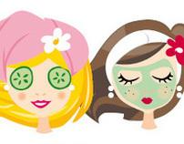 Lolitas Party // Logo design