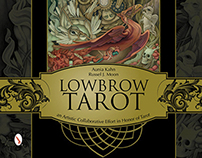 Lowbrow Tarot Book & Deck