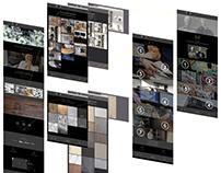 Premium Web design for bespoke furniture carpenter