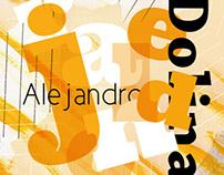 Booklet biográfico Alejandro Dolina - UNR 2012