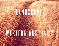 Landscape of Western Australia