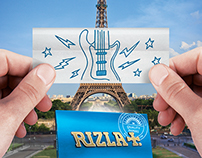 Rizla+ Global Campaign