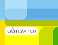 LIGHTSWITCH, Strategy, Naming & Brand Identity