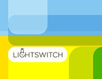 LIGHTSWITCH, Strategy, Naming & Brand Identity