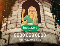 Specsavers: TV Commercial