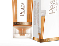 Pears face wash